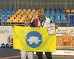 Спортсменка из Калмыкии завоевала бронзу на первенстве Европы по тхэквондо среди юниоров