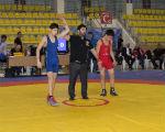 Калмыцкие спортсмены завоевали 6 медалей на первенстве ЮФО по греко-римской борьбе
