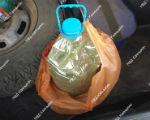 В Октябрьском районе полицейские обнаружили в автомобиле наркотики