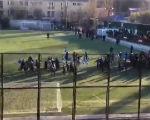 Футбольный матч в Элисте закончился побоищем