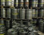 В Элисте полицейскими пресечена перевозка 400 кег с пивом