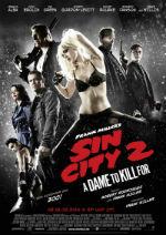 Город грехов 2: Женщина, ради которой стоит убивать
