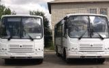 В Элисту прибыла первая партия муниципальных автобусов