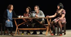 У нас в гостях Азербайджанский театр