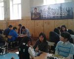 В Гашунская СОШ прошел традиционный турнир по классическим шахматам, посвященный памяти Александра Очирова