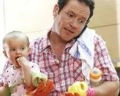 В Калмыкии в отпуске по уходу за ребенком находятся 14 отцов