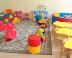В Элисте из-за дождей затопило детский сад