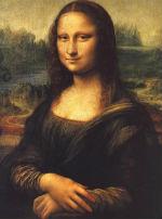 Скульптор разгадал улыбку Моны Лизы
