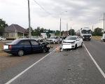 Две семьи из Калмыкии пострадали в двух ДТП на Ставрополье