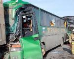 Медики рассказали о состоянии пострадавших в ДТП с автобусами и «КамАЗом» в Калмыкии