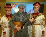 Туристы с удовольствием посещают калмыцкую экспозицию в Сочи