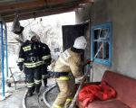 Два человека пострадали при хлопке газа в Элисте