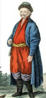 Изображения калмыков в «Описании»