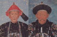 Портреты ойратской знати