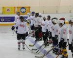 Калмыцкие хоккеисты начали сезон с победы
