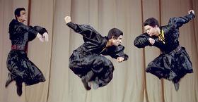 Калмыцкий танец. Ансамбль народного танца имени Игоря Моисеева