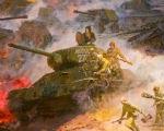 В Калмыкии проживают три участника Курской битвы