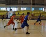 В Калмыкии стартовал зональный турнир по баскетболу «Локобаскет - Школьная лига»