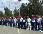 Лучшей оперативно-ремонтной бригадой энергетиков Калмыкии стала команда из Малодербетовского района