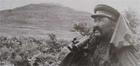 Басан Городовиков. Август 1945