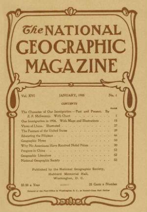 Журнал «National Geographics»