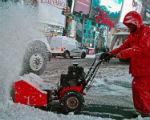 Из-за снежного шторма Нью-Йорк потеряет 200 млн долларов