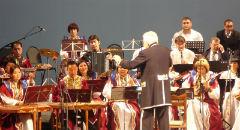 Национальный оркестр Калмыкии