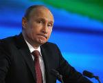 СМИ: Путин выступит по телевидению с экстренным обращением к нации