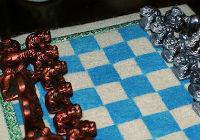 Калмыцкие шахматы