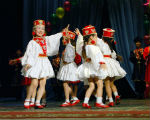 Ансамбль «Тюльпанчик» поборется за звание Чемпиона России по народным танцам
